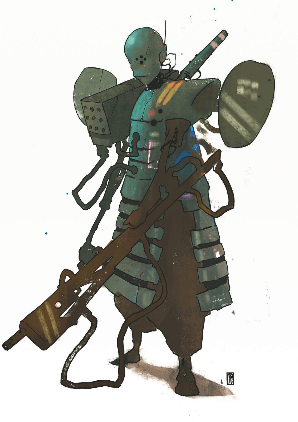 Full Gear Senator Operative//01