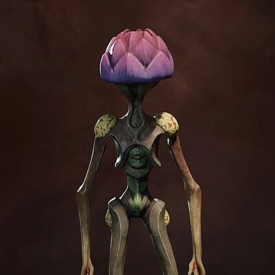 Tristan siodlak alien render