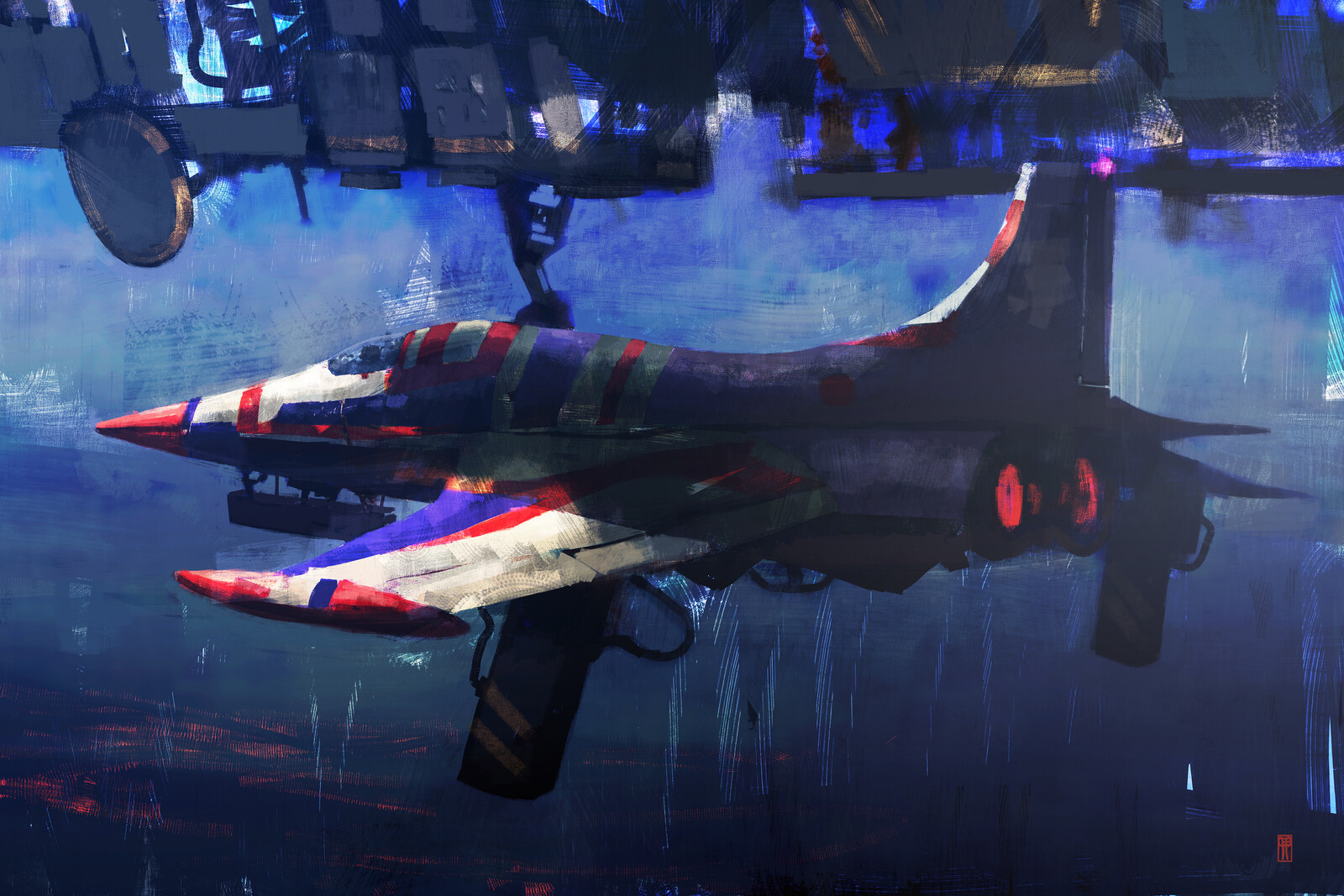 Planetary Defense Fighter//01