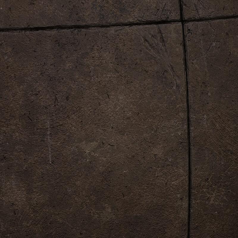 Concrete Material - Horror Corridor