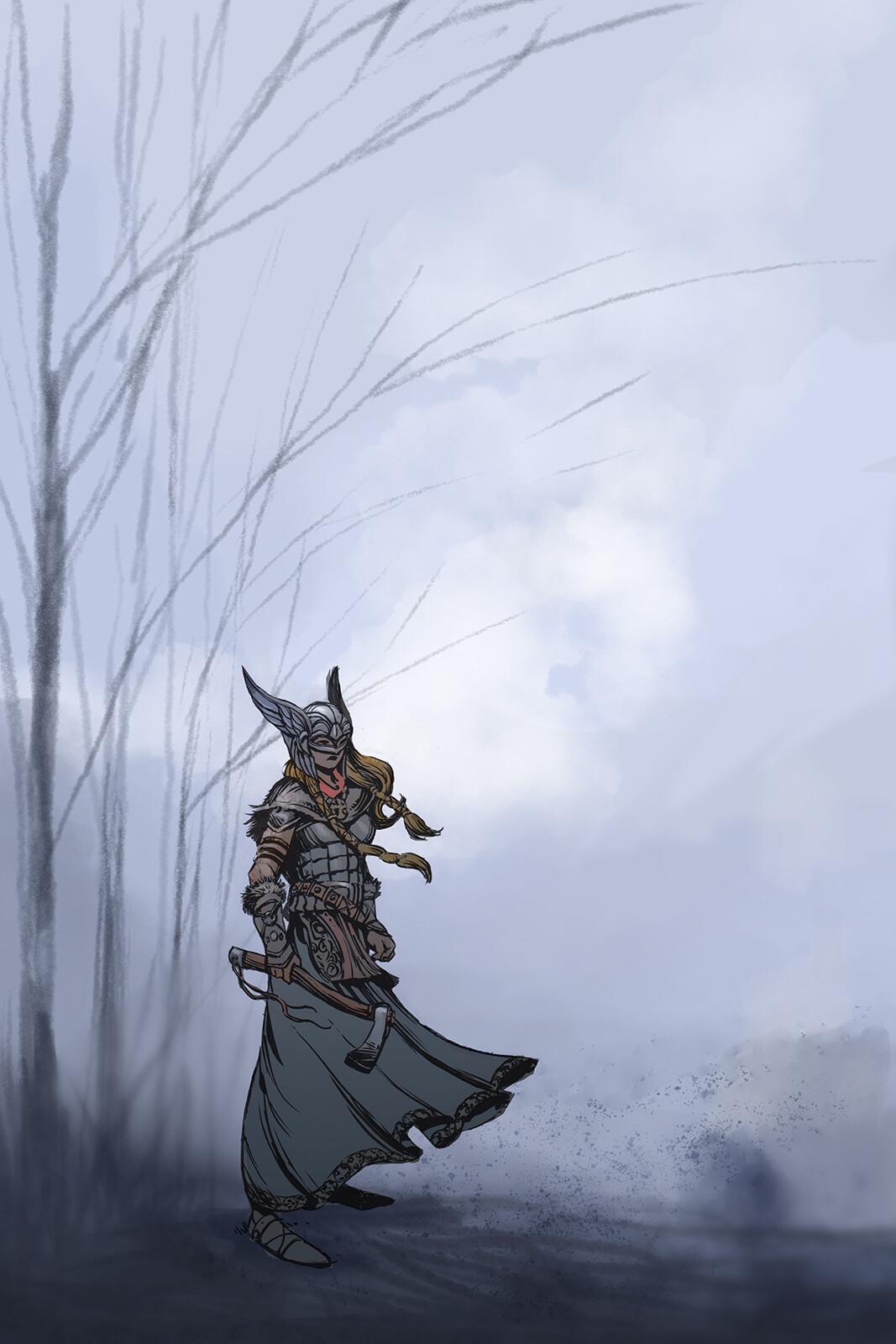 Rindgrid the Shield Destroyer