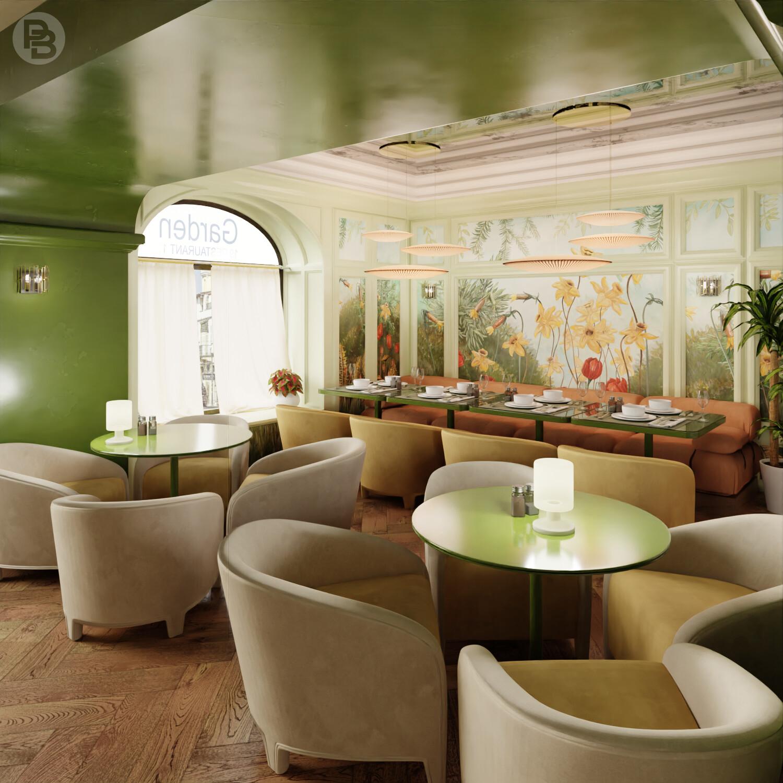 Garden 19 Restaurant 11