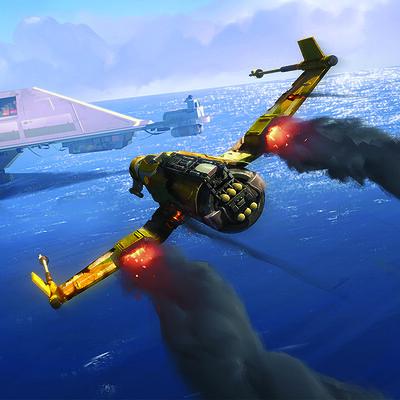 Balance sheet emergency landing