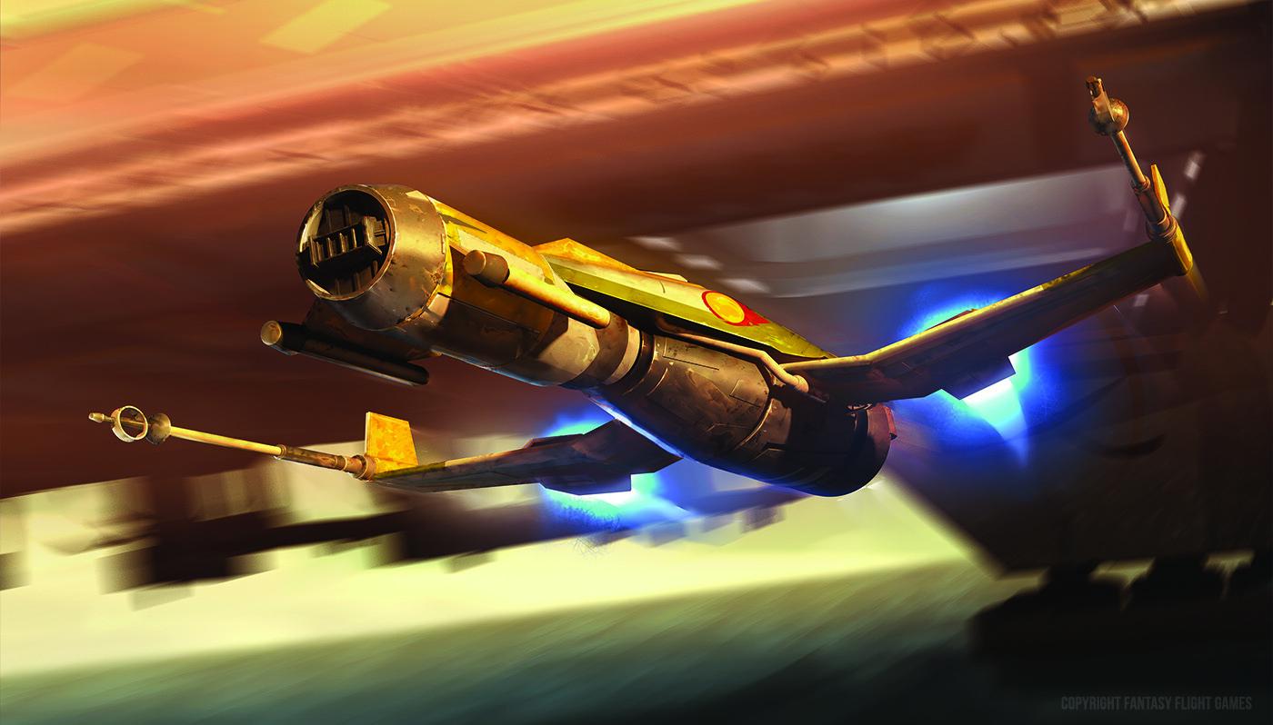 Fireball takeoff