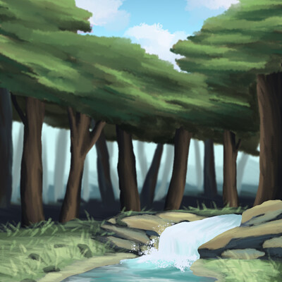 Masato lin treeman background