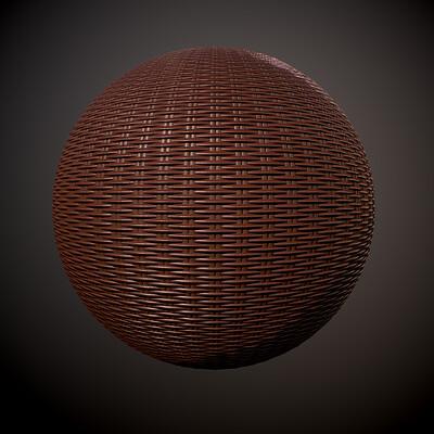 Mars Trooper Materials