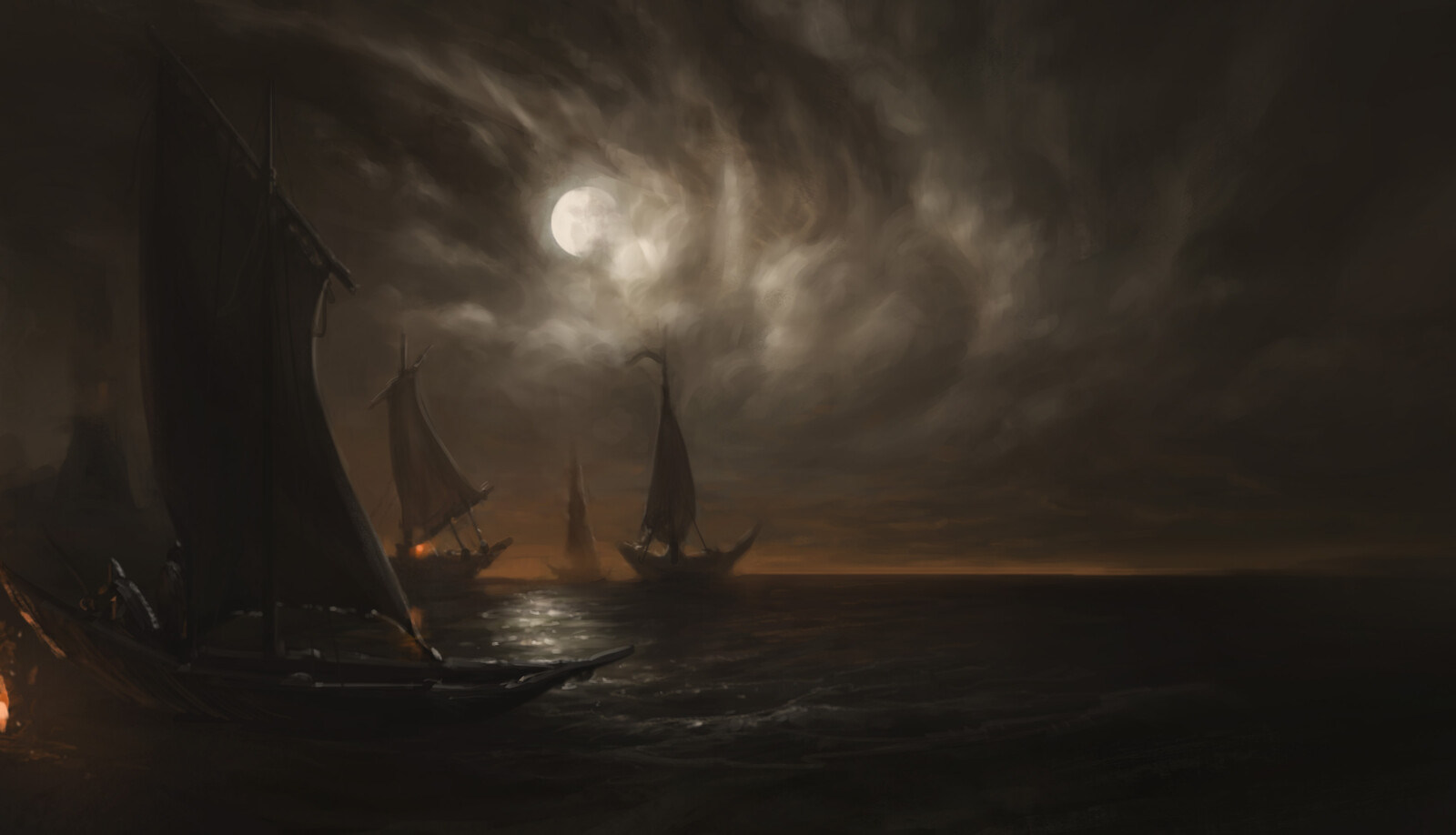 Night Sails