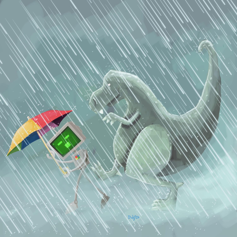 Tough storm