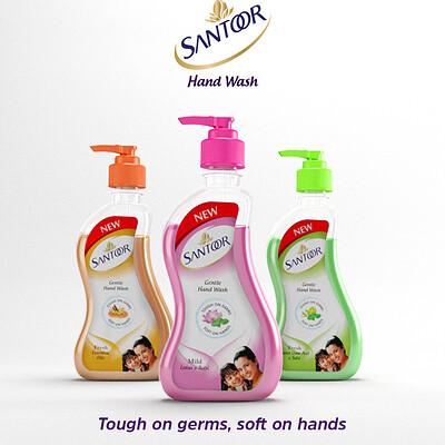 Rajesh r sawant santoor handwash 3