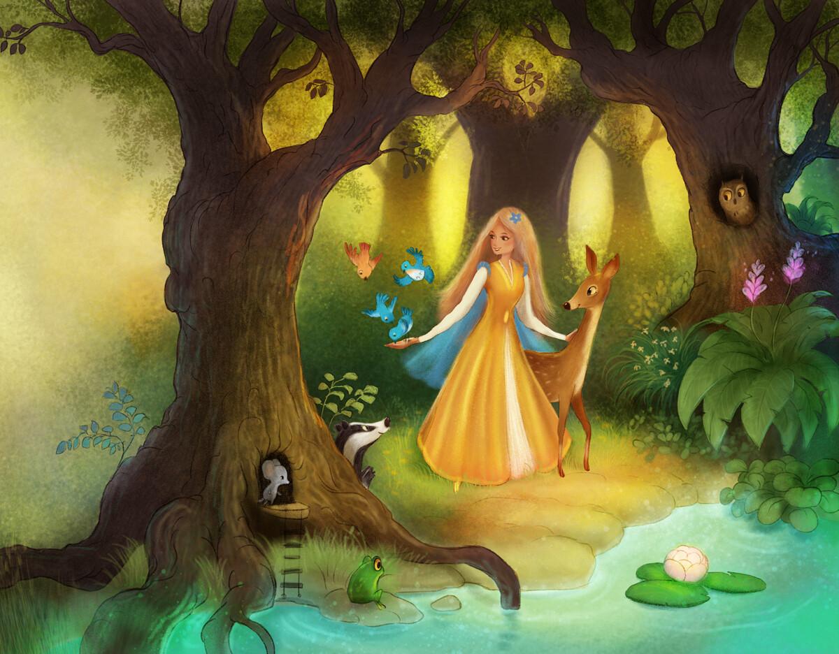 Children's Book illustration