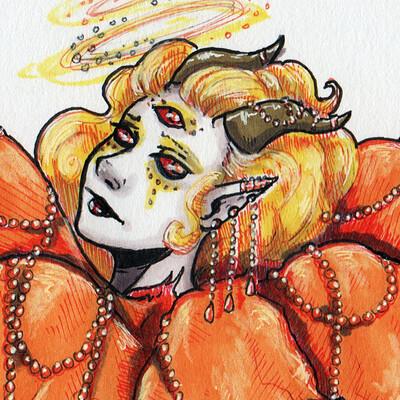 Detonya kan angel of fire