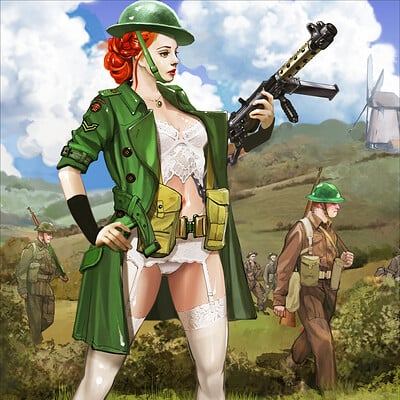 The won soldiergirl14 7 copy