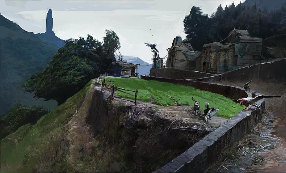 Agricultural settlement
