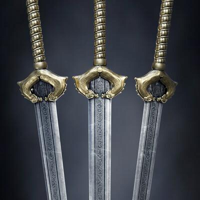 Jacobus buitendag sword watermark