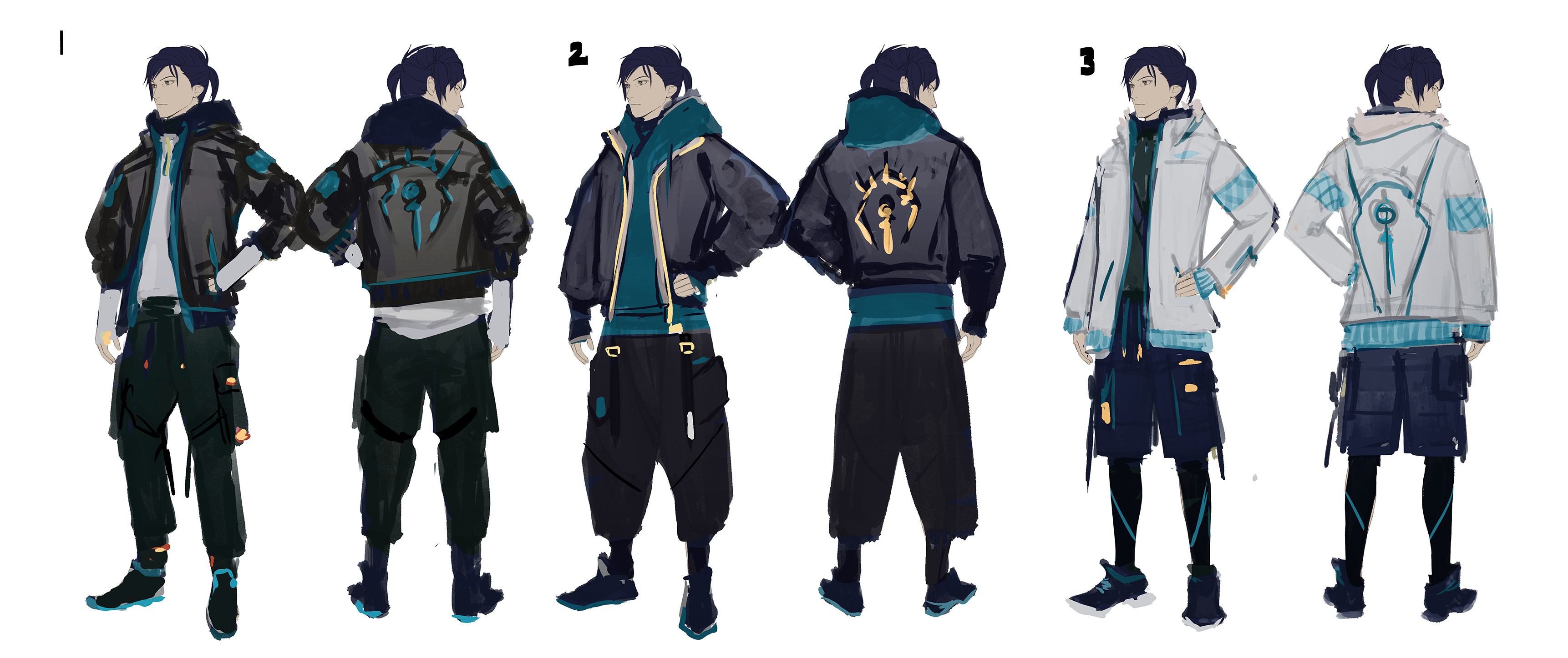 outfit ideas and concepts
