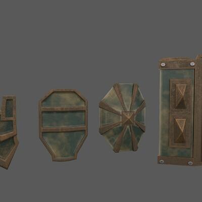Andrew wilkins kal sharok infantry shields initial textures