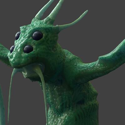 Symbiotic Creature