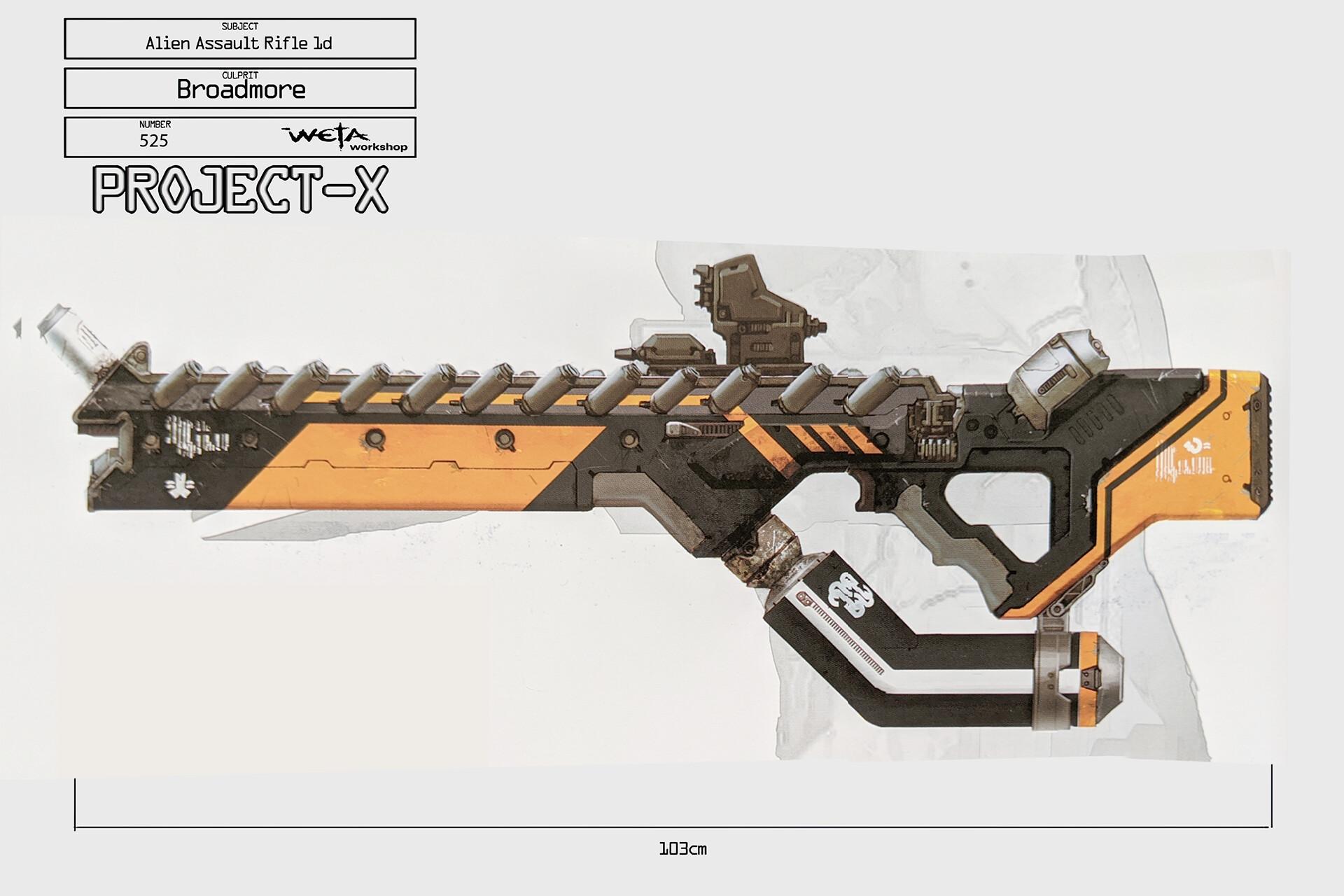 Weta Workshop Concept by Greg Broadmore