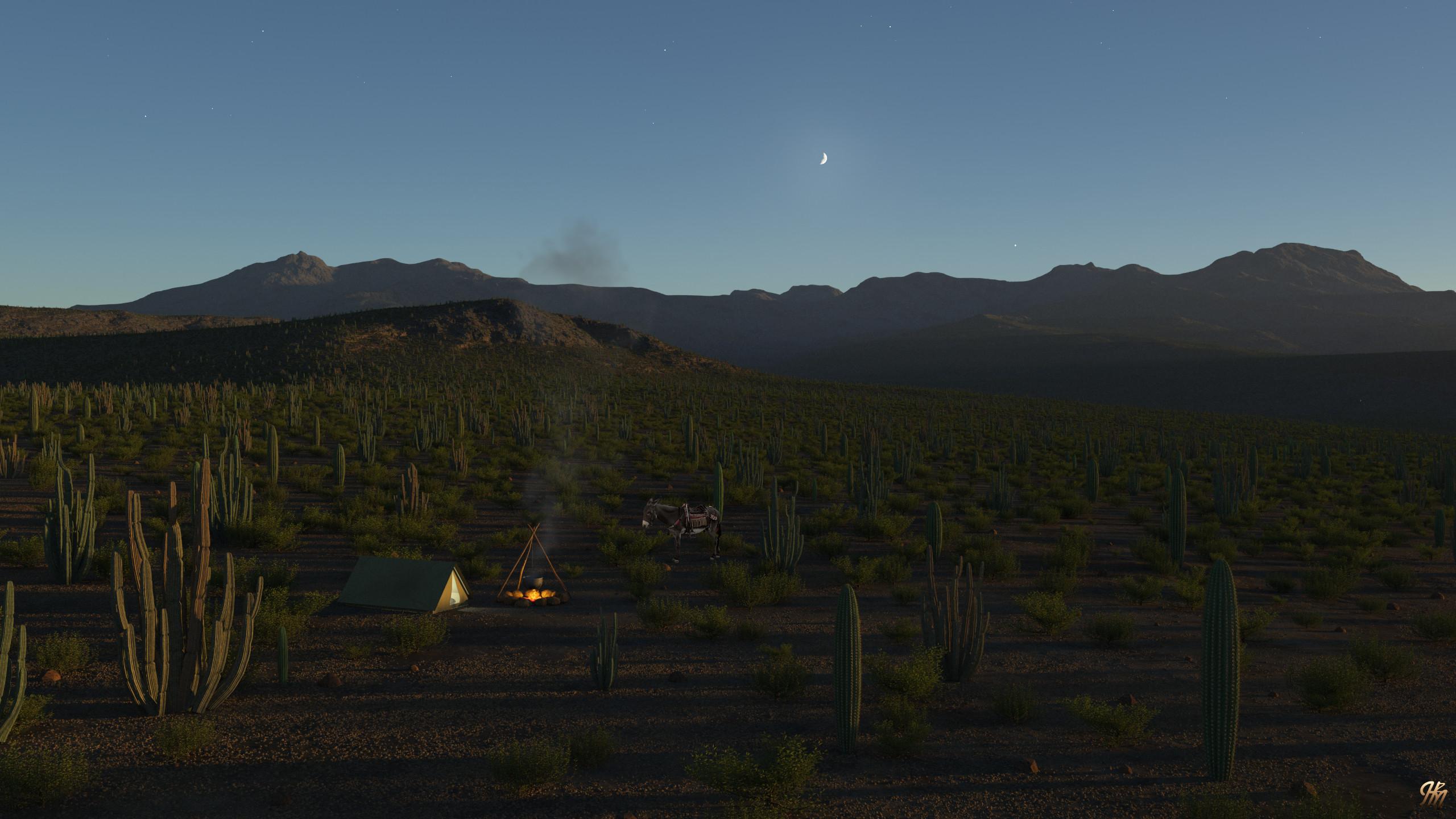 Desert Dusk 20200702TG