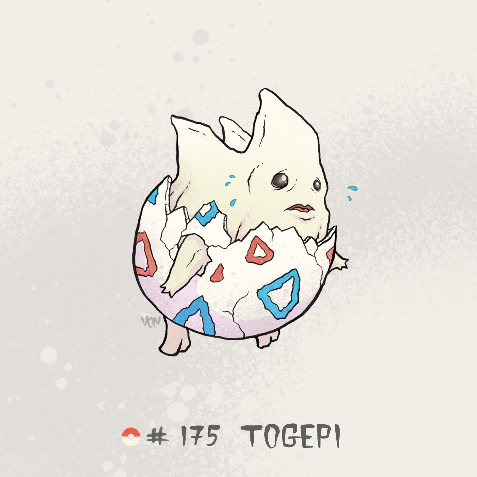 #175 Togepi