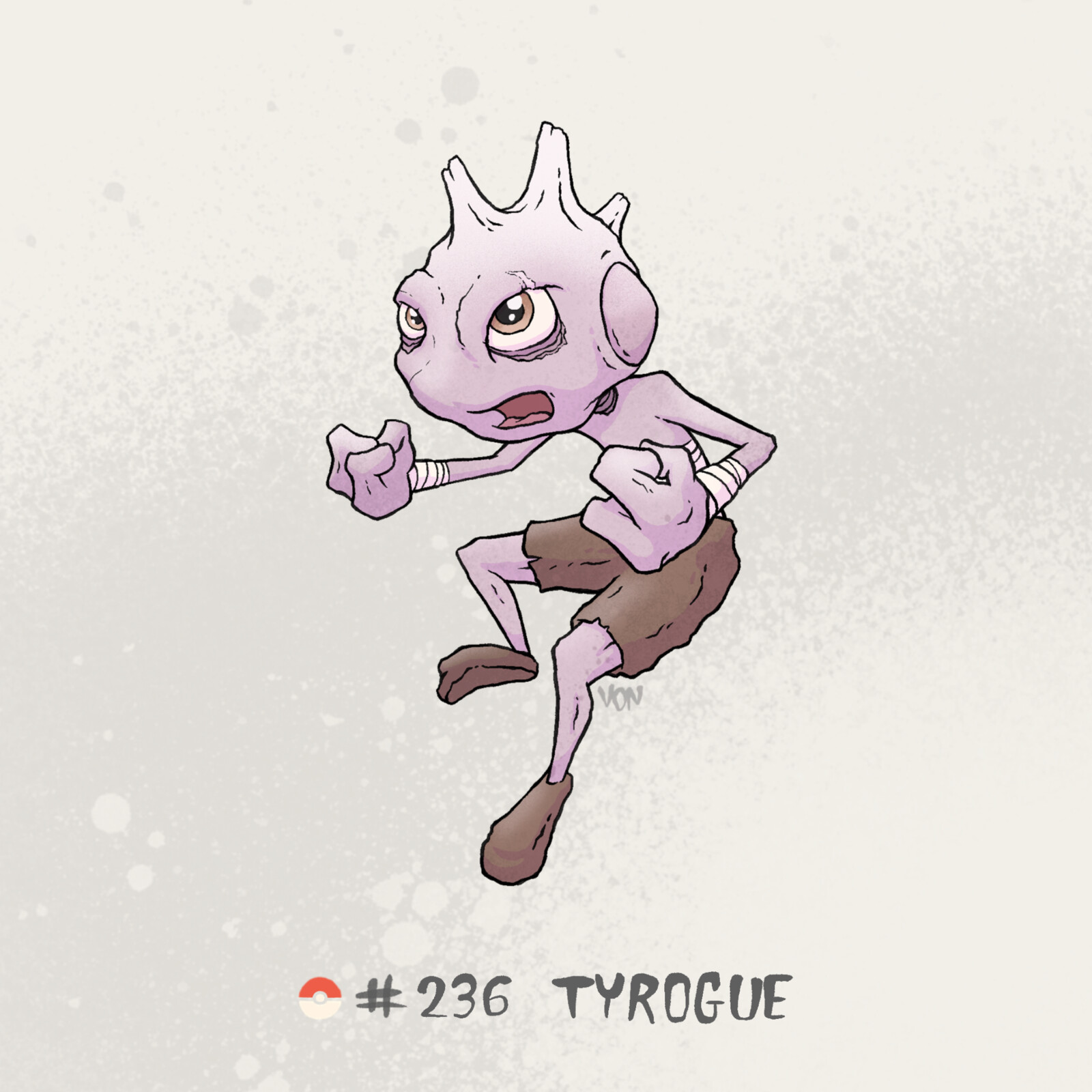 #236 Tyrogue