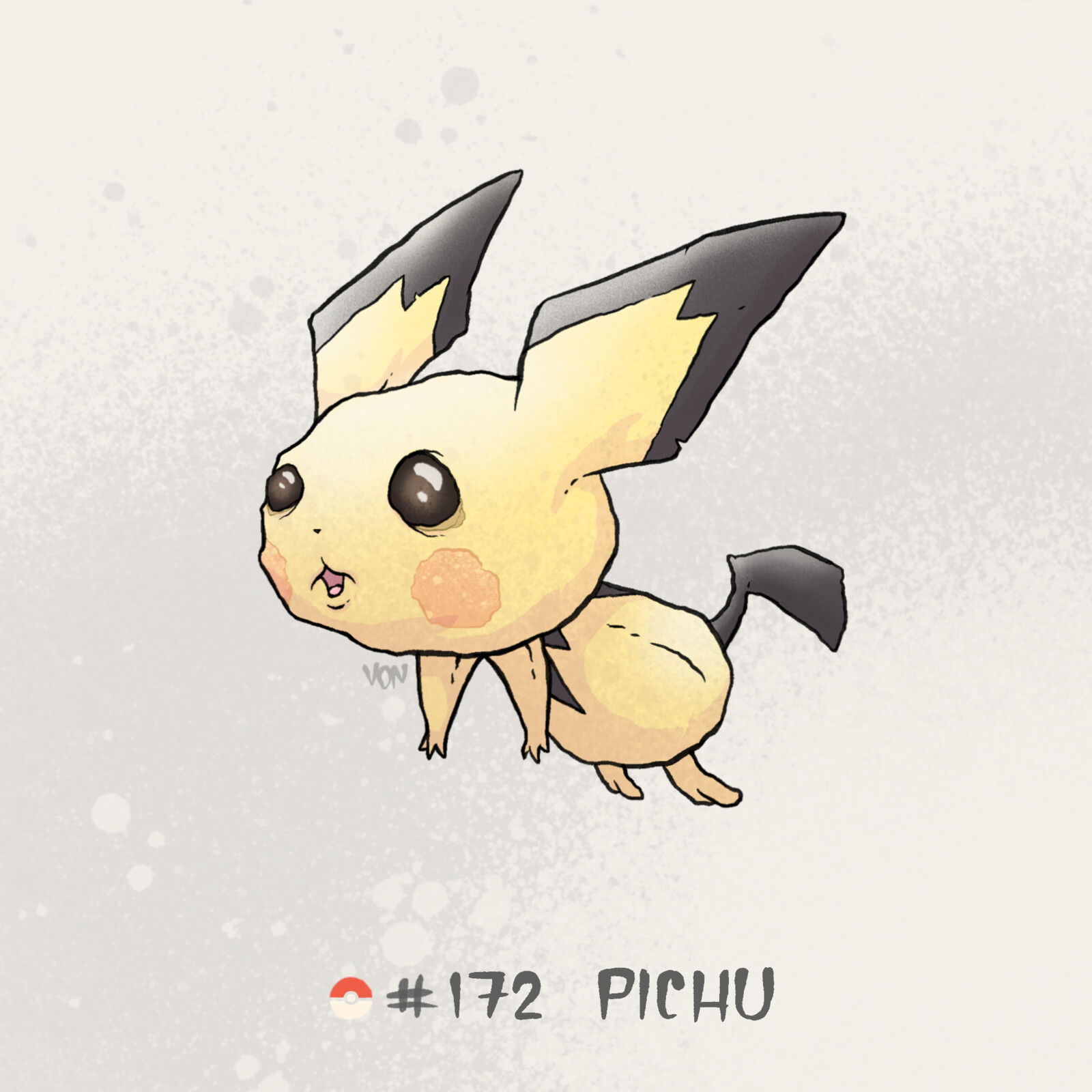 #172 Pichu