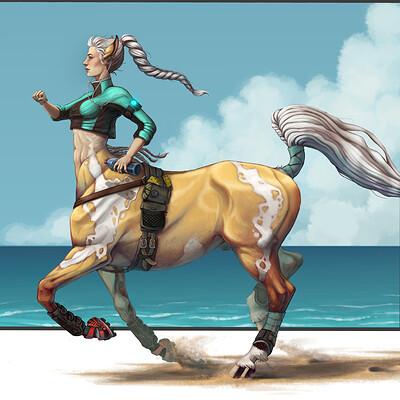 Meagen ruttan july2020 centaur meagenruttan 4