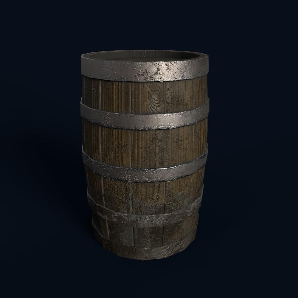 Barrel (own model)