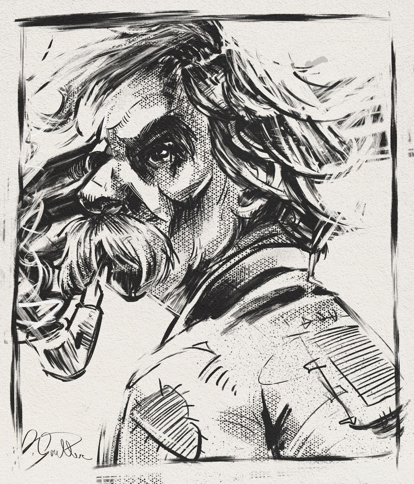 Thom ink