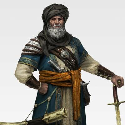 Otto metzger otto metzger arab warrior v4