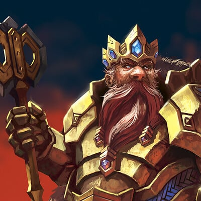 Biagio d alessandro king dwarf post