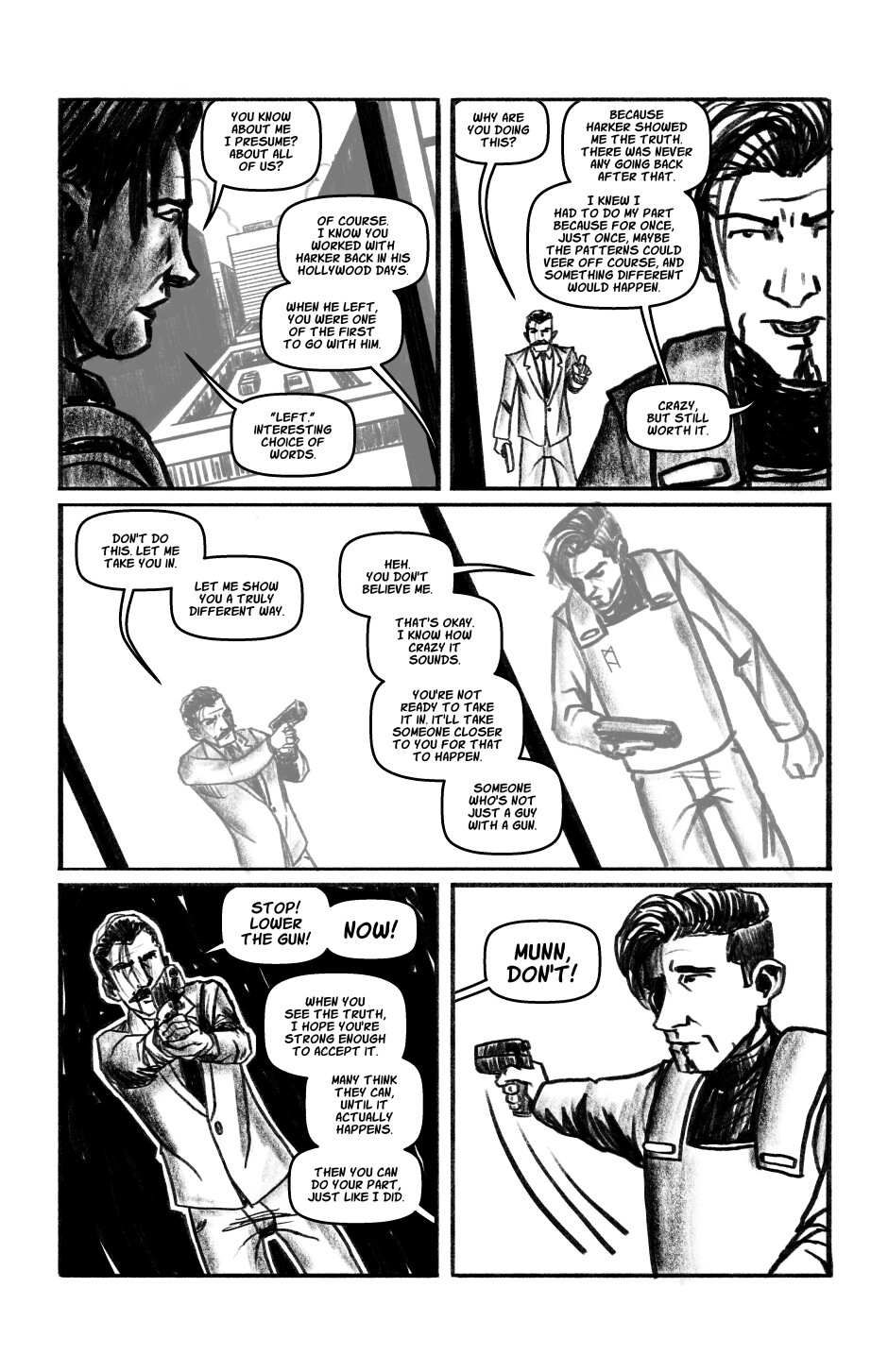 Munn's Last Stand Page 9