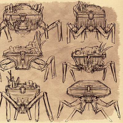 Jack reeves loot chests sketches
