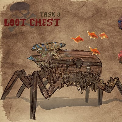 Jack reeves loot chests production sheet copy