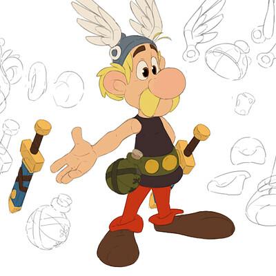 Chris palamara asterix chrispal