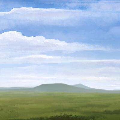 Umar momin first landscape1