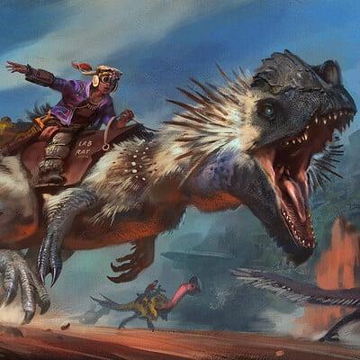Raph herrera lomotan dinoracercdc