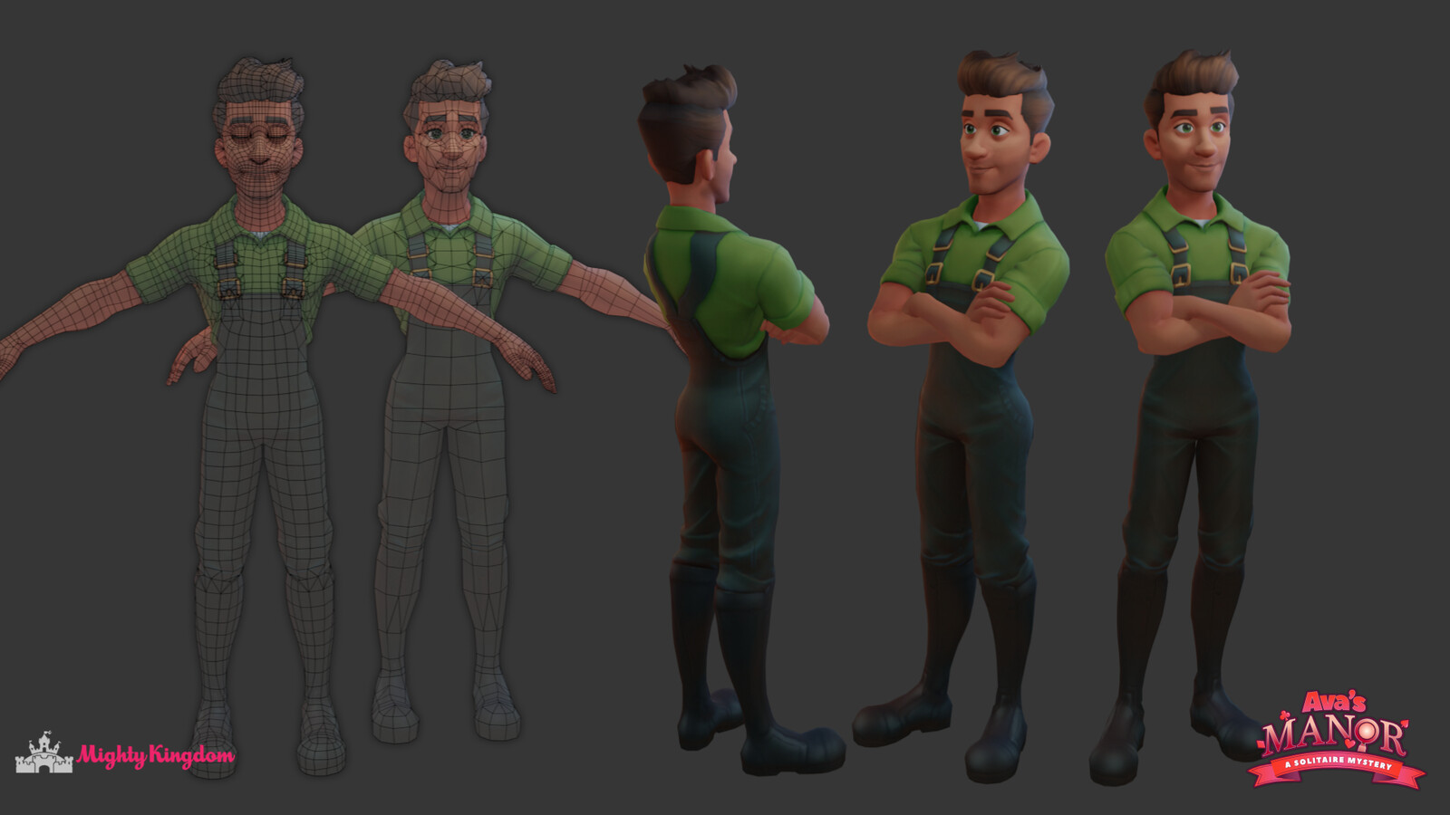 Cooper. Had some great direction from our concept artist Amy Staple.