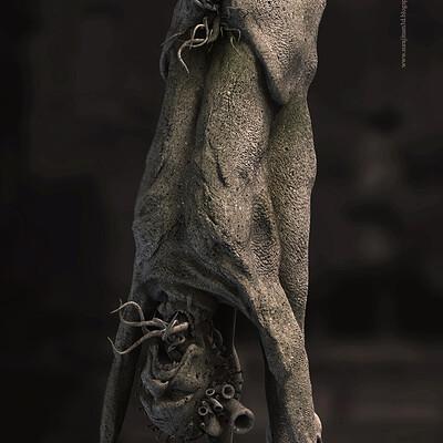 Surajit sen creatr2 0 digital sculpture surajitsen jul2020a