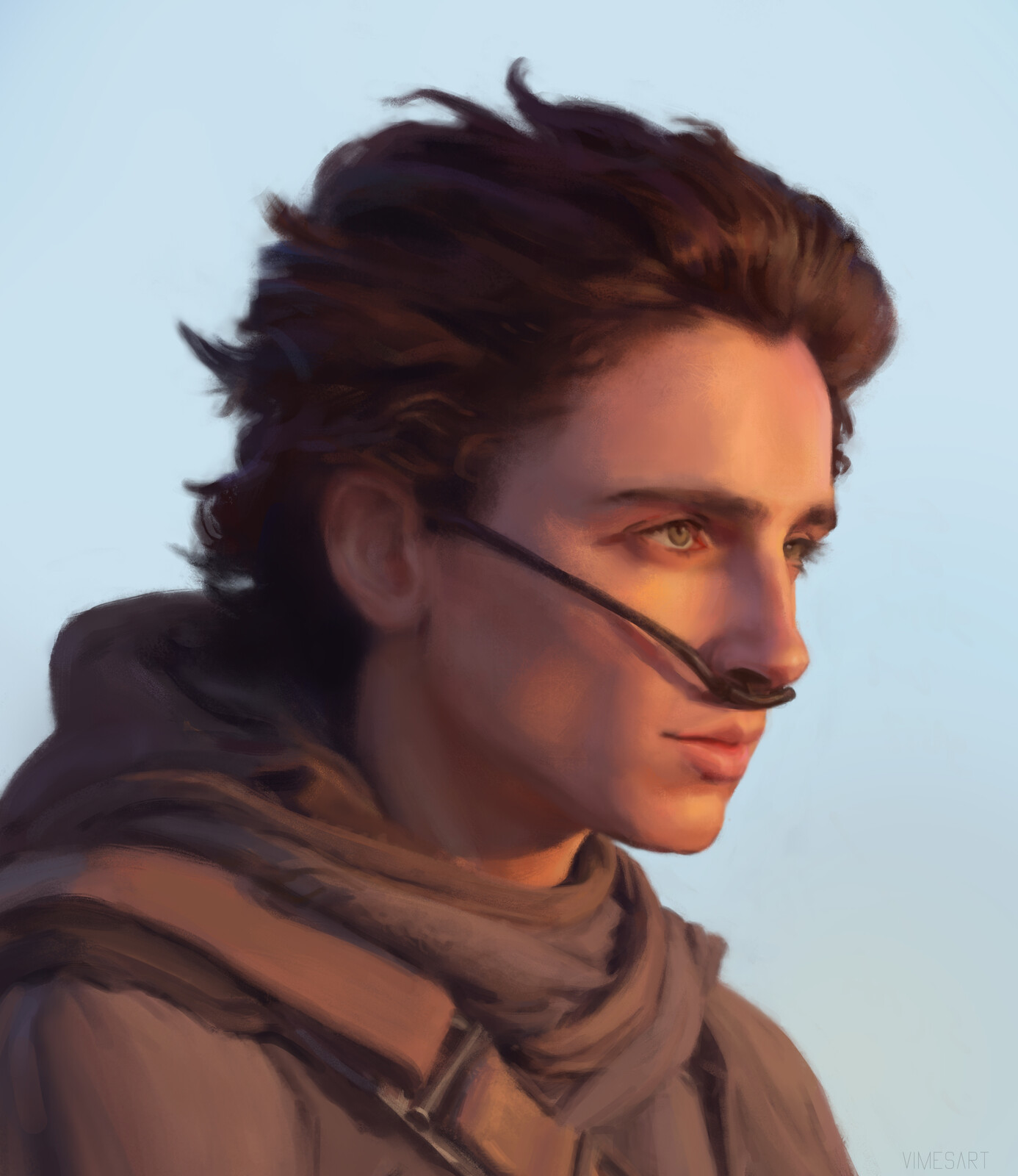 Dune Portrait Study