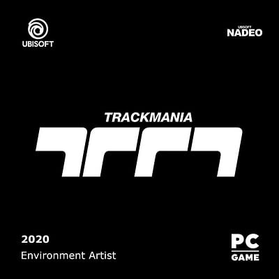 Trackmania 2020 Logo