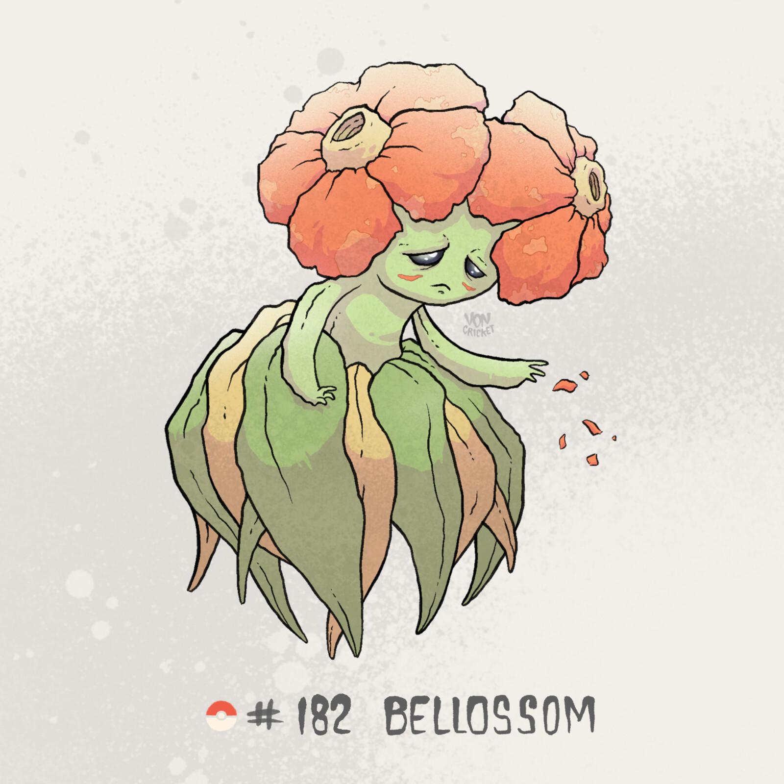 #182 Bellossom