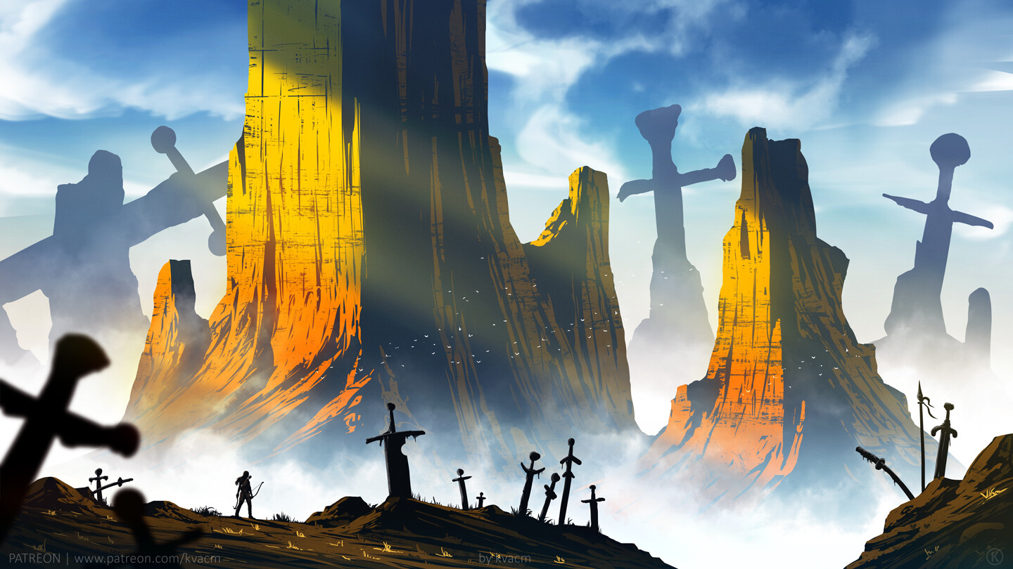 Sword Mountains
