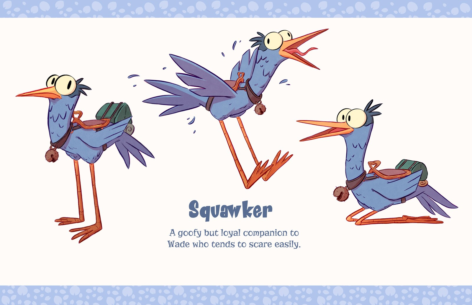 Wade's Glade - Squawker