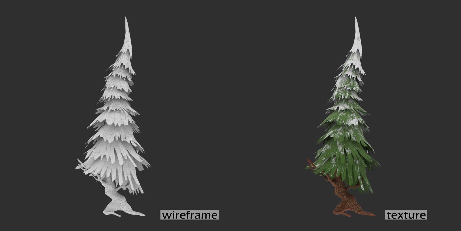 ASSET: Evergreen Tree