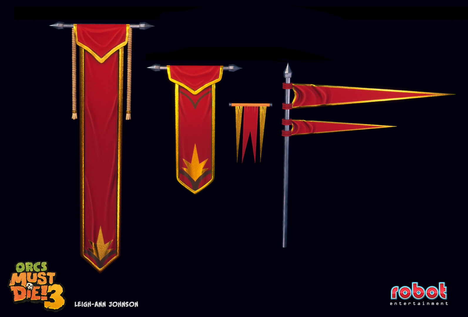 Order Banners and Flags