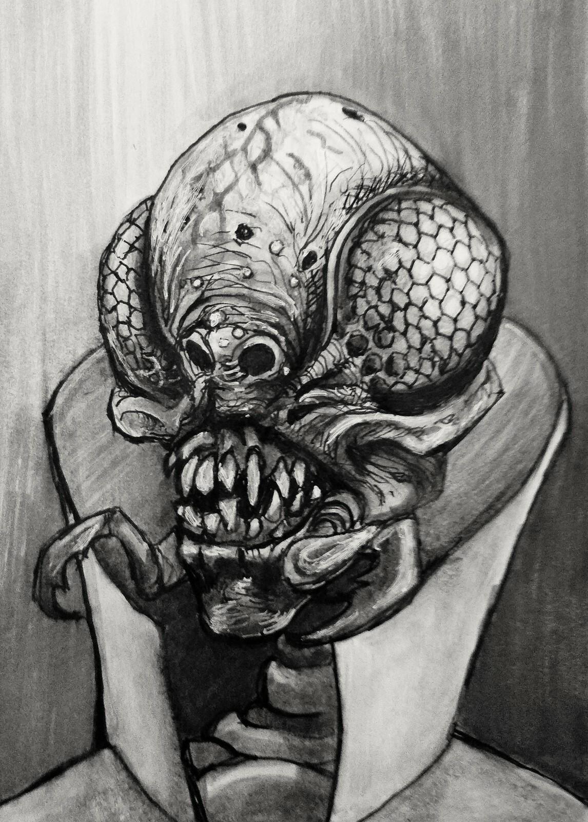 Jordu Schell sketches