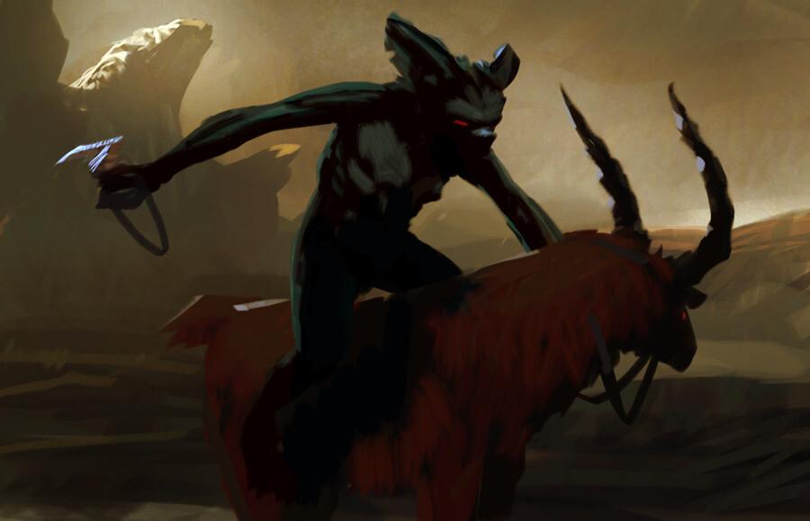 Gurd Rider