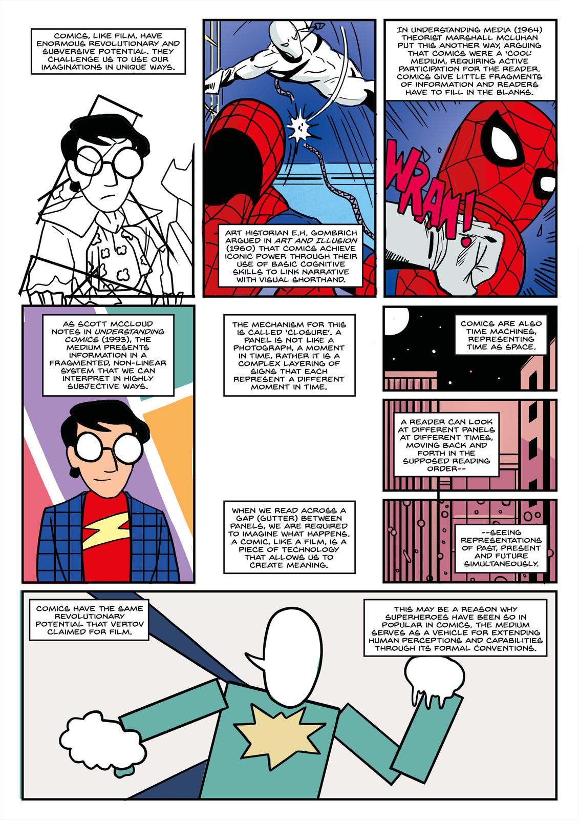 Page 8 Colours