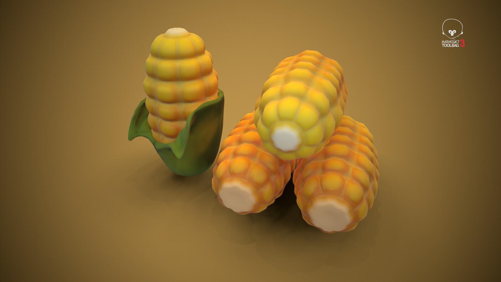 Stylized Corn
